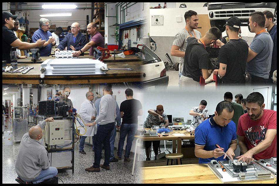 Profesiones prácticas en Instituto INTER