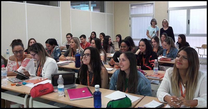 Erasmus+INTER Clase Bucodental