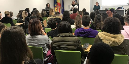Adela, una luz para las familias afectadas por el ELA