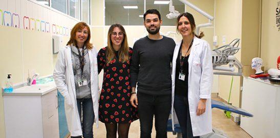 Charla de odontólogos en Instituto INTER