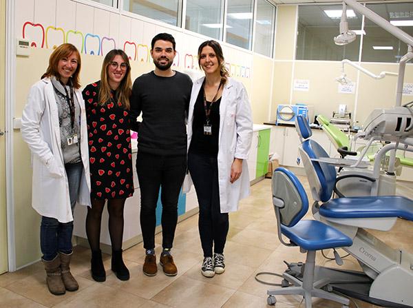 5Charla de odontólogos en Instituto INTER