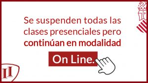 Cartel clases On Line