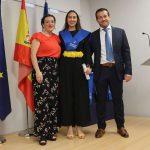 Graduación de CFGM Auxiliar Enfermería Semiescolarizado Mañanas de Instituto INTER en 2018