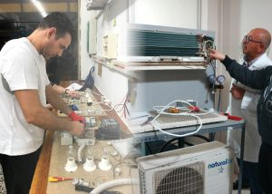 Curso de Electricidad de Edificios y Climatización