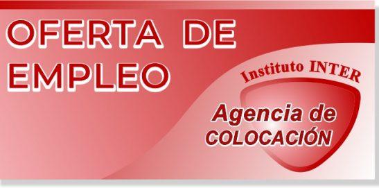 Oferta de Empleo: Administrativos