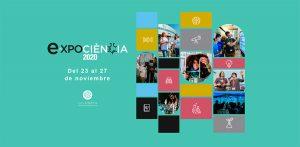 Cartel Expociencia 2020 Valencia