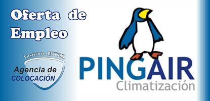 Oferta de Empleo: Climatización