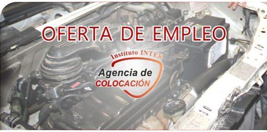Oferta de Empleo: Electromecánico