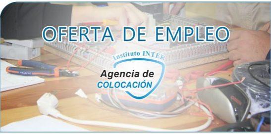 Oferta de Empleo: Electricista de Edificios