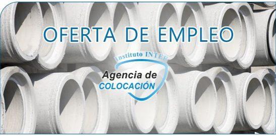 Oferta de Empleo: Ingeniero/a