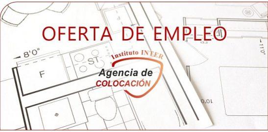 Oferta de Empleo: Arquitecto/a
