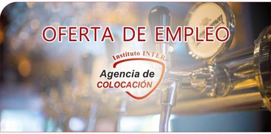 Oferta de Empleo: Técnico de Maquinaria Industrial de Hostelería