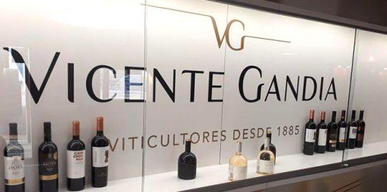 Visita a las bodegas de Vicente Gandía