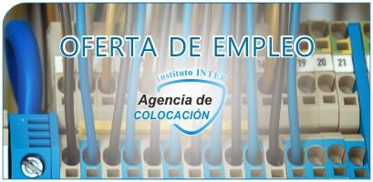 Oferta de Empleo: Laboratorio Electricidad