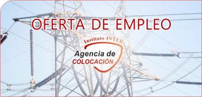 Oferta de Empleo: Electricista Alta Tensión