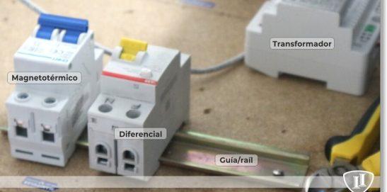 Prácticas de Electricidad: Vídeoportero