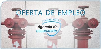 Oferta de Empleo: Fontanero/a