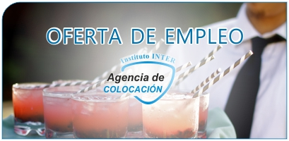 Oferta de Empleo: Camareros