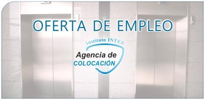 Oferta de Empleo: Electromecánico de Ascensores