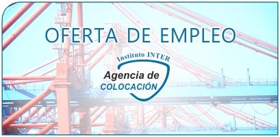 Oferta de Empleo: Electromecánico Portuario