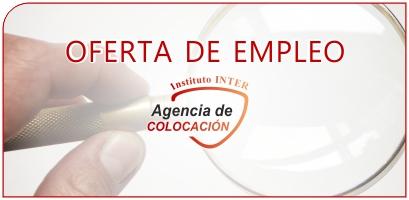Oferta de Empleo: Revisores limpieza