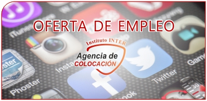 Oferta de Empleo: Community Manager