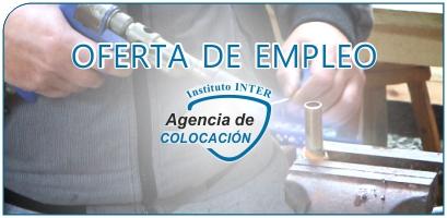 Oferta de Empleo: Fontanero / Inst. Térmicas