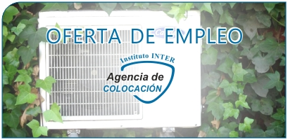 Oferta de Empleo: TÉCNICO DE CLIMATIZACIÓN