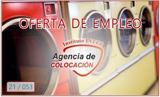 Oferta de Empleo: REPARADOR ELECTRODOMÉSTICOS / A. ACONDICIONADO