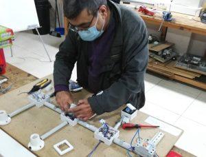 Instalador Electricista de Edificios e Instalador BT