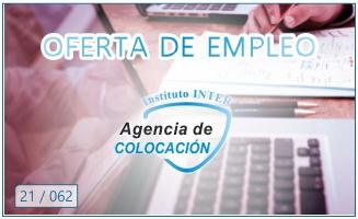 Oferta de Empleo: INFORMÁTICO